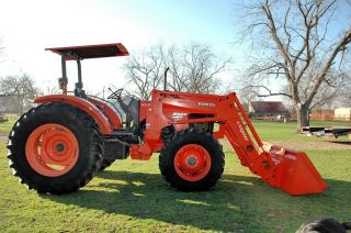 2006 Kubota 95s $8,  200 Open Ropes 4x4 Only 232 Hours photo