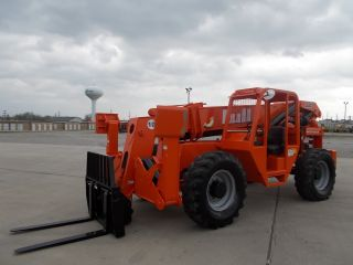 2005 Lull 1044c - 54 Telescopic Telehandler Forklift Lift 10000 Lb Capacity photo