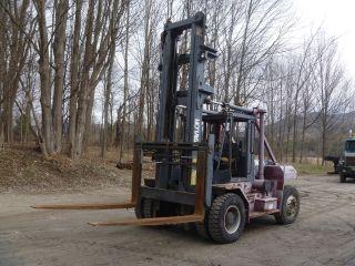 Forklift - Taylor Tdh250s photo