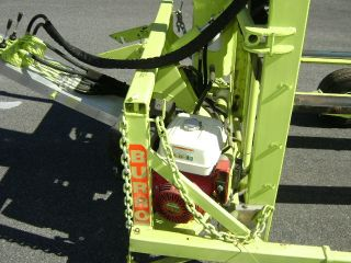 Forklift Truckmount Walkie photo
