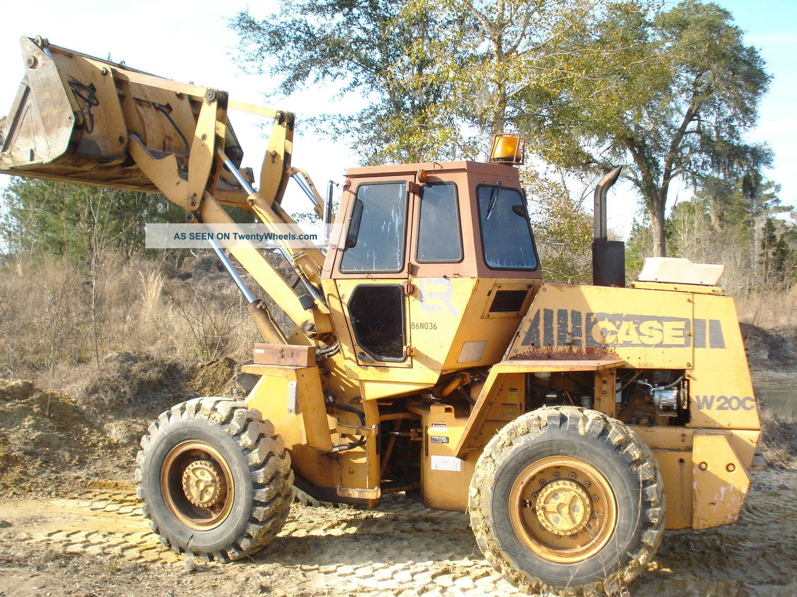 Case W 20 C Wheel Loaders photo