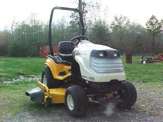 Cub Cadet 5252 Hydro Compact Garden Tractor 60