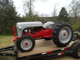 1952 Ford 8n Total Restoration Converted To 12 Volt Near photo