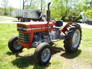 Massey Ferguson 135 2wd Power Steering Tractor photo