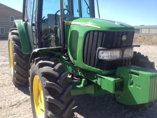 2002 John Deere 6420 4x4 Tractor 5470 Hours Xclnt Condition photo