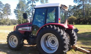 Mahindra 7010 Tractor W/ Cab Heat And Air photo
