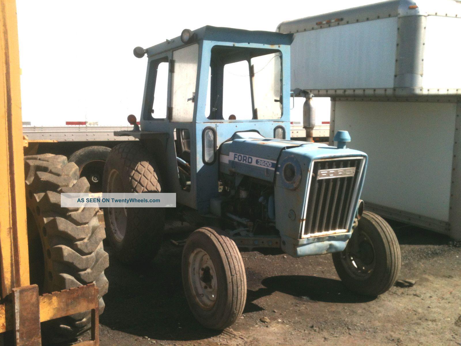 Ford 4600 Diesel Tractor Parts : Ford diesel specs