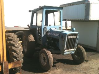 Ford 3600 Tractor.  Ready To Go photo