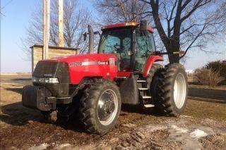 2005 Case Ih Mx 210 Tractor photo