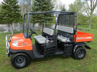 2013 Kubota Rtv 1140 Cpx - Double Seater - Hydraulic Dump Bed - Diesel 4x4 photo