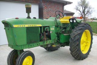 3010 John Deere Tractor photo