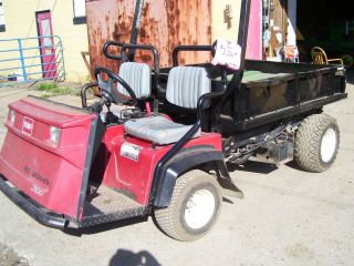 Toro Workman 3100 Utility Cart photo