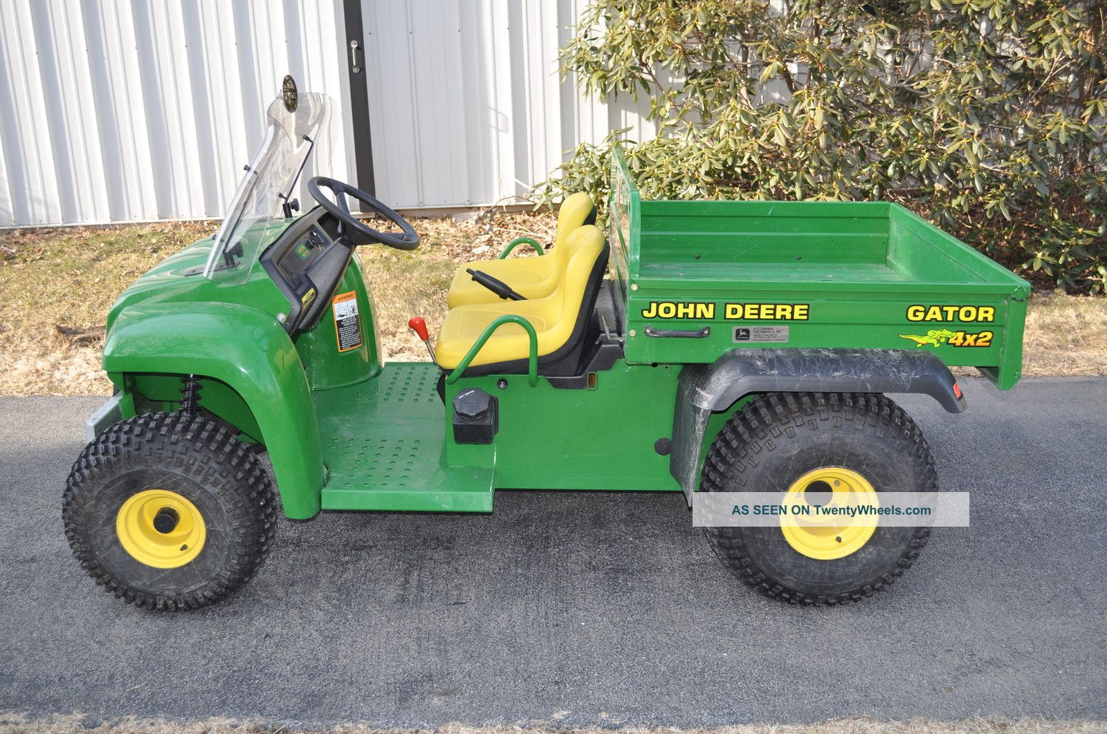 john deere gator picture - photo #34