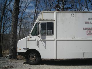 1995 Chevrolet Utilamaster Step Van/box Truck photo