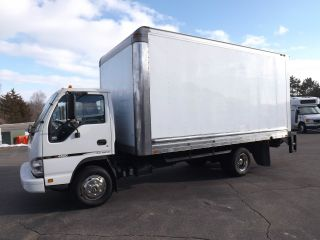 2007 Chevrolet (isuzu Npr) W4500 15 Foot Box Truck photo