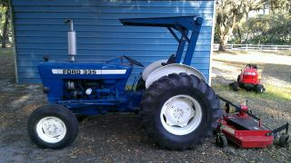 Ford Tractor 335 1979 photo