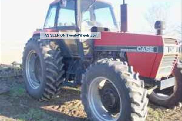 1988 Case Ih 1594 Tractor Tractors photo