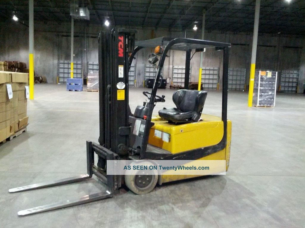 Tcm Ftb18 - 4 Forklift Forklifts & Other Lifts photo