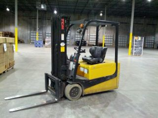Tcm Ftb18 - 4 Forklift photo