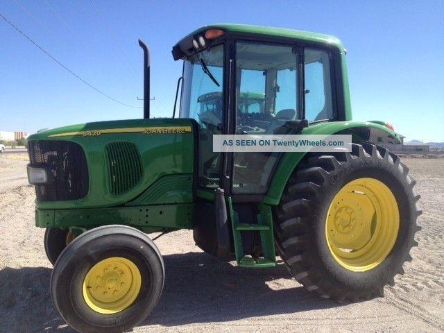 2005 John Deere 6420 4x2 Tractor 1500 Hours Xclnt Condition Tractors photo