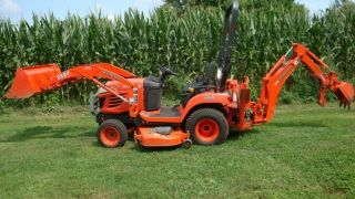 2006 Kubota Tractor Bx 24 Mower - $6,  000 photo
