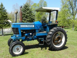 Ford 6700 Tractor - Diesel photo