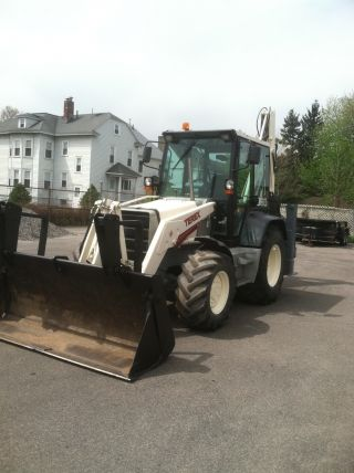1999 Terex 860 Backhoe photo