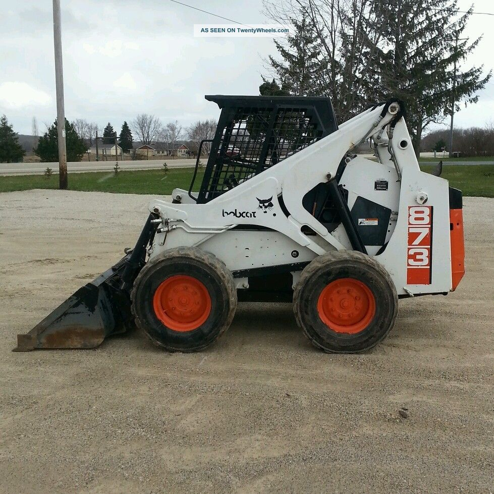 873 bobcat specs bobcat 873 skid steer loader skid steer loaders photo