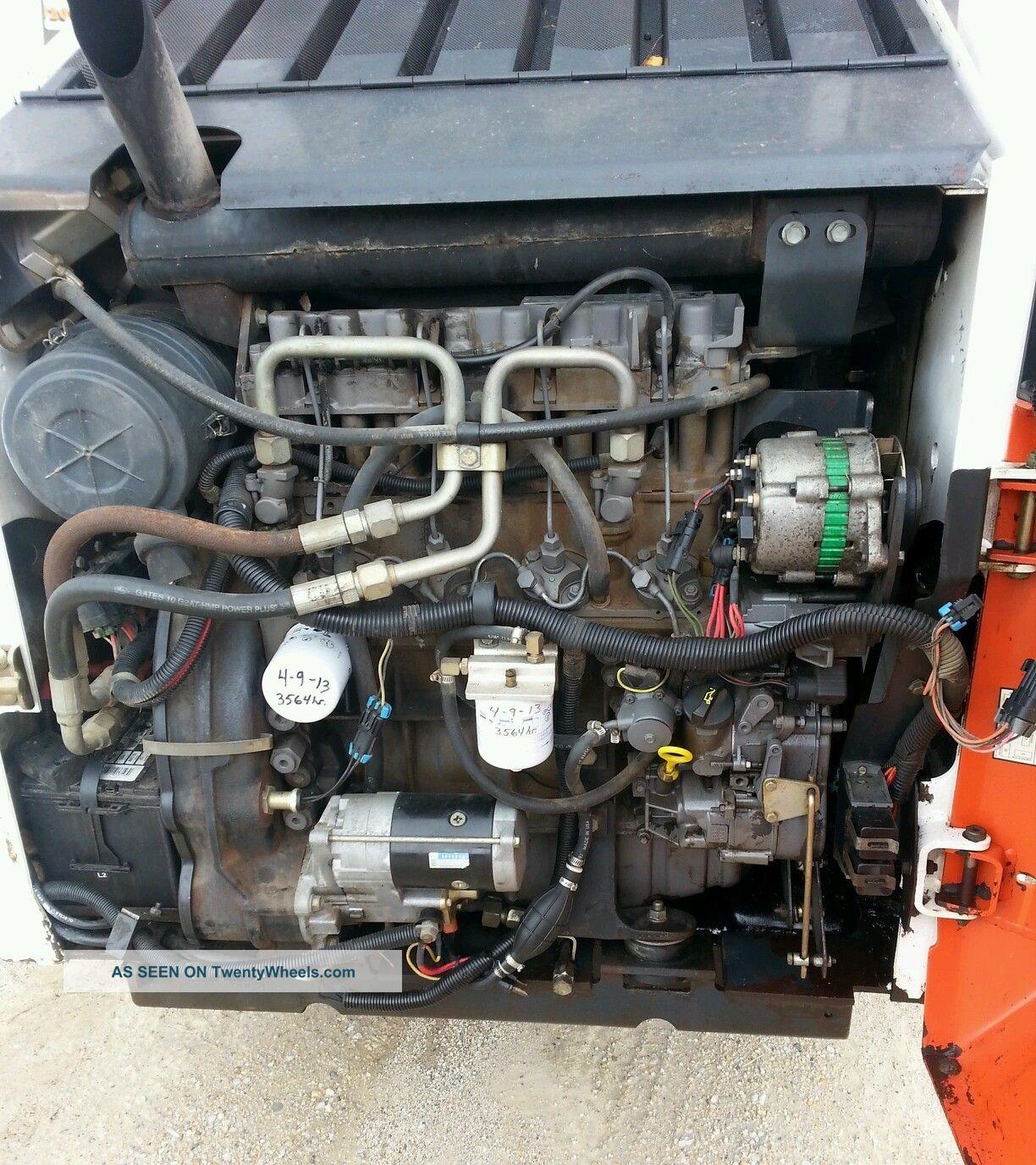 873 bobcat engine - 873 Bobcat Engine 51