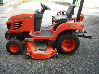 2007 Kubota Bx 1850 4wd Tractor photo