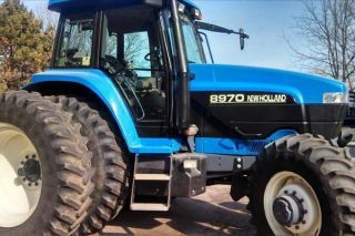 1995 Holland 8970 Mfwd Tractor photo