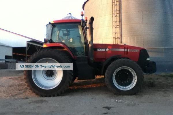 2004 Mx 255 Tractor Tractors photo