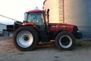 2004 Mx 255 Tractor photo