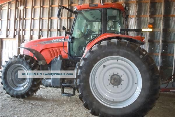 2009 Agco Rt140a Tractor Mfwd 170 Hp Tractors photo