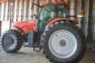 2009 Agco Rt140a Tractor Mfwd 170 Hp photo
