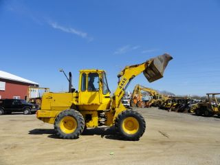 John Deere 444 E Wheel Loader Municipal Owned photo