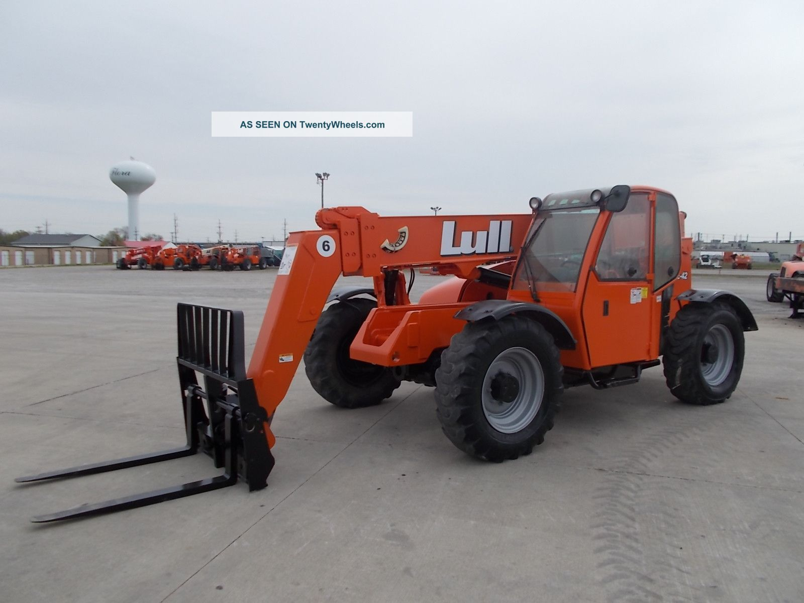 Lull 644e - 42 Telescopic Telehandler Forklift Lift Enclosed Cab Forklifts & Other Lifts photo