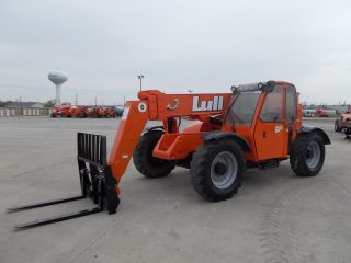 Lull 644e - 42 Telescopic Telehandler Forklift Lift Enclosed Cab photo