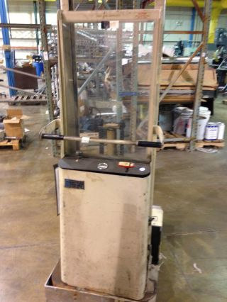 Crown Forklift Electric Pallet Jack photo