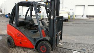 2008 Linde H20d 4500lb Diesel Forklift 118