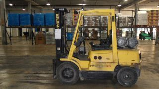 Hyster Forklift 2003 Lp H65xm photo