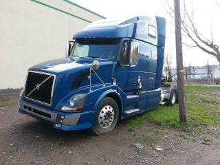 2012 Volvo Vnl64t photo