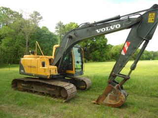 2007 Volvo Ec140blc Hyd Excavator With 2,  000 Hours photo
