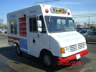 1996 Ice Cream Truck photo