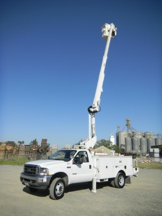2003 Ford At235g Altec F450 Financing Available photo