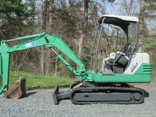 Ihi Mini Excavator 35j photo