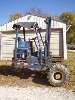 Princton Forklift photo