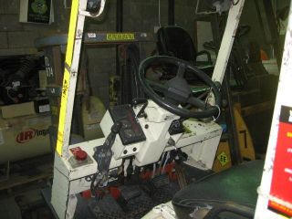 Nissan Forklift With Truckers Mast Model Kcph02a20pv Take A Look photo