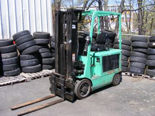 Mitsubishi Electric Forklift Lift Truck Towmotor 2fbc25e photo