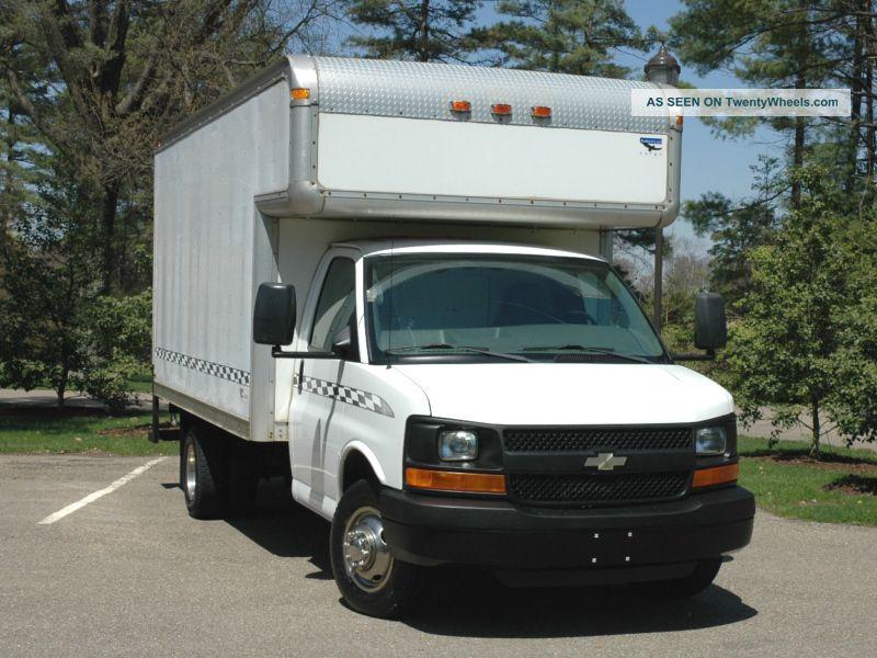 Chevrolet Cutaway Cube Van Autos Post